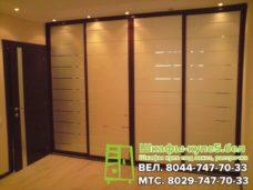 Встроенный шкаф-купе, 4 двери